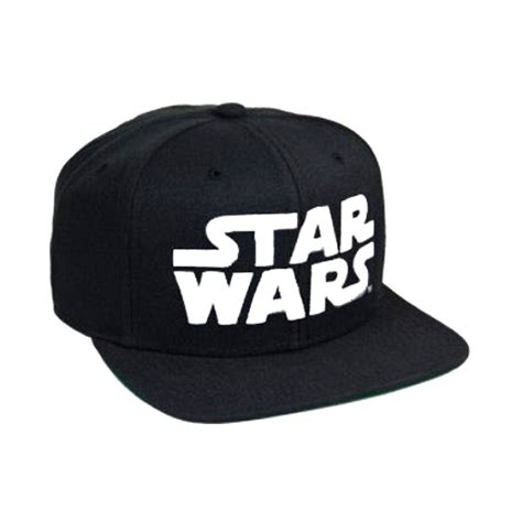Topi Snapback Wars Black Trooper jual jersi clothing wars snapback black topi
