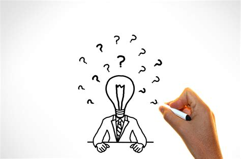 Drawing Questions by How To Answer Tough Questions Interface Recruitment