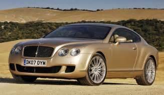 2007 Bentley Continental Gt Top Car Ratings 2007 Bentley Continental Gt Speed