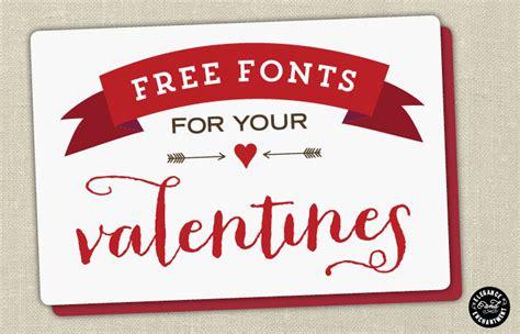 free valentines fonts free fonts archives elegance enchantment