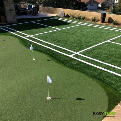 backyard tennis game 17 best images about golf course design on pinterest