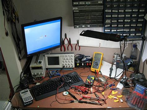 electronic workstation bench 15 best ideas about electronic workbench on pinterest