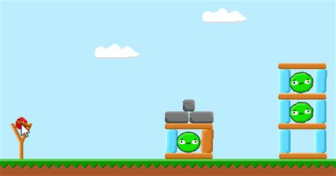 Unity Tutorial Angry Birds | noobtuts unity 2d angry birds tutorial