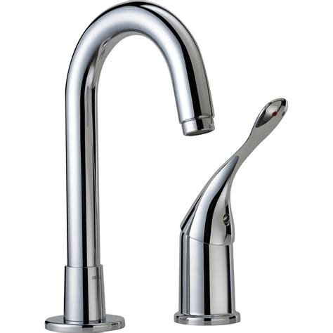 Delta Commercial Faucet by Delta Commercial Single Handle Bar Faucet In Chrome 710lf
