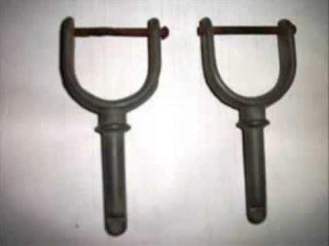 boat oars and oar locks vintage metal oar locks youtube