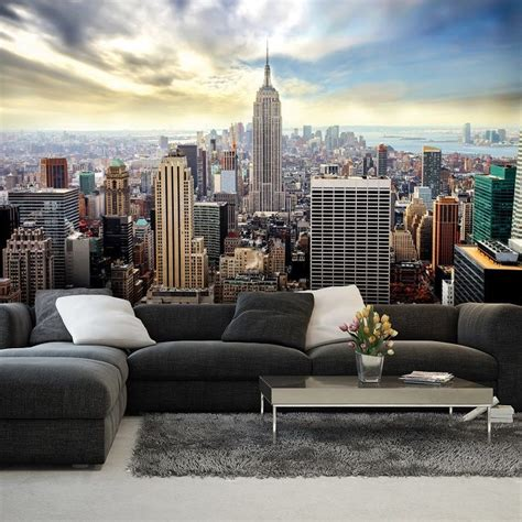 new york skyline bedroom ideas best 25 bedroom murals ideas on pinterest murals