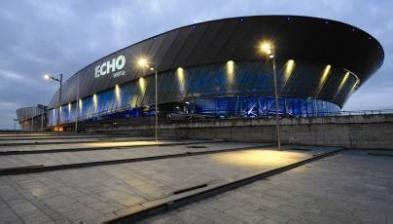 Liverpool Echo Arena   Corporate   The UK's Finest Wedding