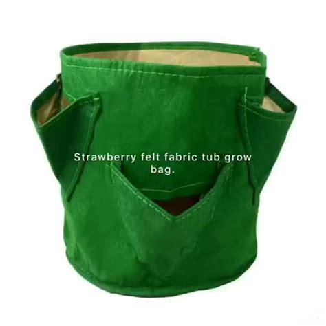 Felt Planter Bags by Eco Friendly Felr Grow Bags Fabric Felt Planter Bags For