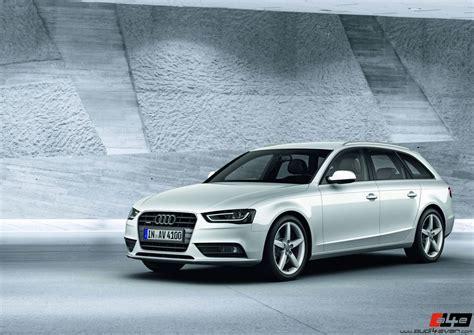Audi B8 Facelift by A4e Gallery Audi A4 B8 Audi A4 B8 Avant Facelift