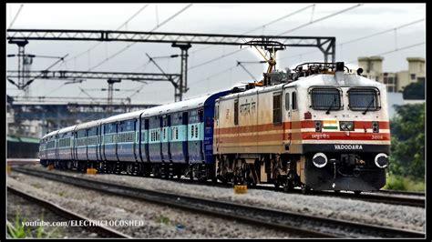 wap 5 strikes again bengaluru chennai superfast express