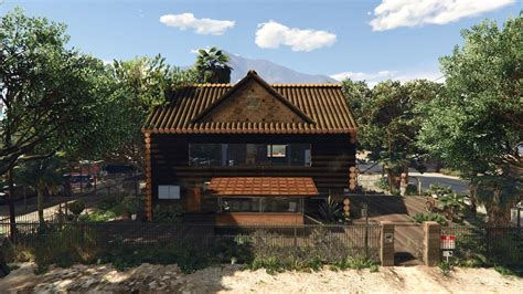 how do i buy houses on gta 5 trevor s log house gta5 mods com