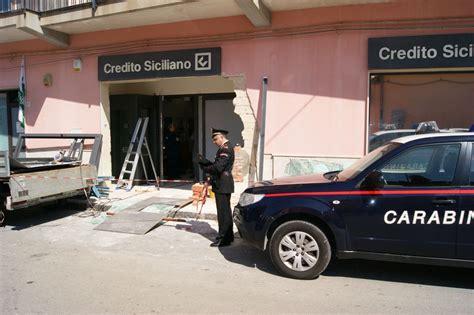 credito siciliano siracusa il quot colpo quot al credito siciliano di belvedere