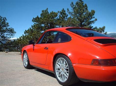 H R Porsche 964 by H R Coilovers Installed After Pics Inside Rennlist