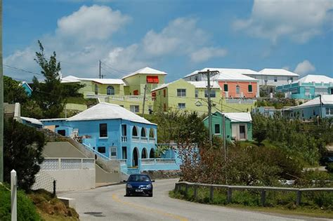 bermuda house country weekend living with color
