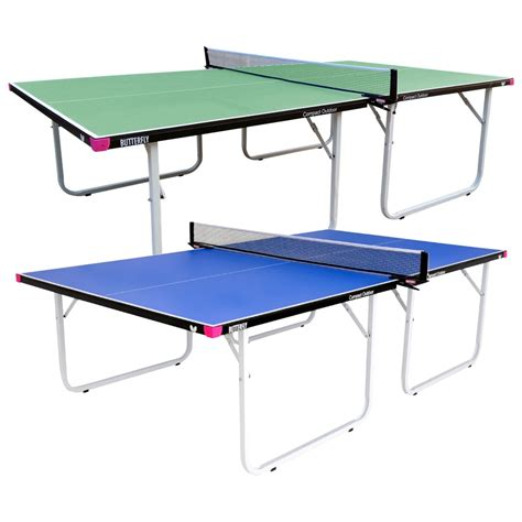 butterfly ping pong table assembly butterfly table tennis compact outdoor table no assembly