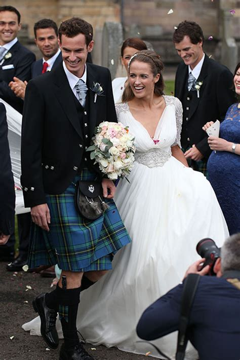 Andy Murray Wedding   andy murray and kim sears marry photo 8 celebrity news