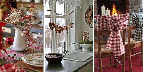 decori per cucina decorazioni di natale per la cucina