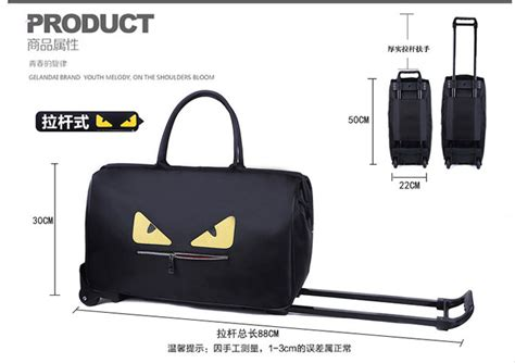 Tas Travel Bag Custom 2 tas koper duffel trolley model 3 concept black white jakartanotebook