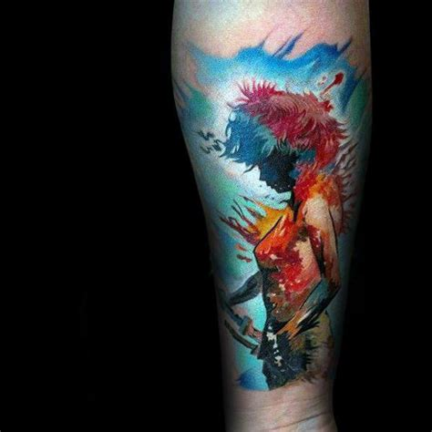 anime sleeve tattoo 60 anime tattoos for cool design ideas