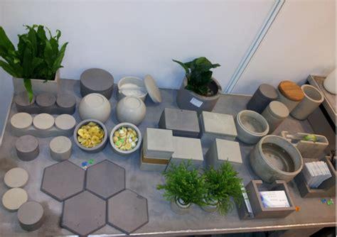 Modern Small Bathroom Designs concrete homewares outdoor and indoor planter pots garden