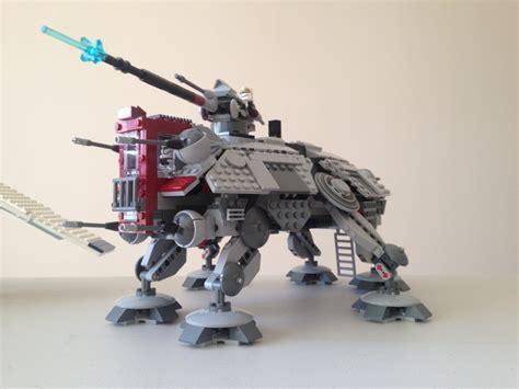 Lego Compatible Canon mod 75019 at te dropship compatible lego wars