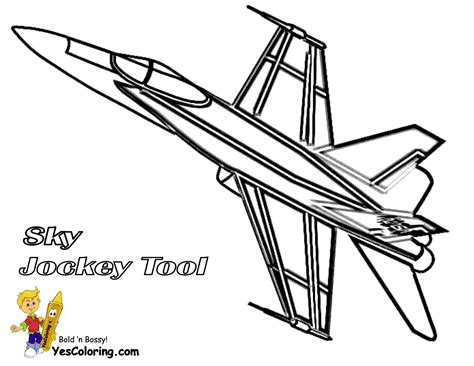 coloring page jet free jet fighter plane coloring pages