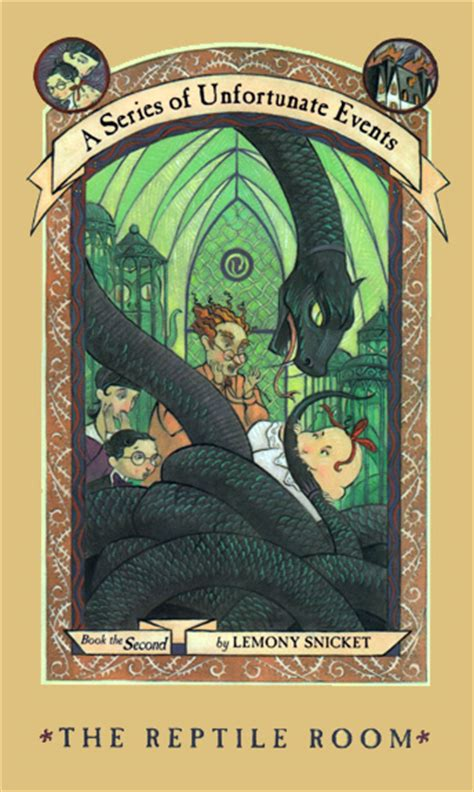 the reptile room helquist a series of unfortunate events the reptile room