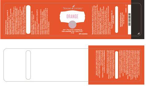 Living Essential Orange orange essential distilled orange living