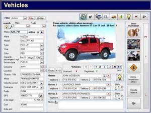 Fleet Management Report Template by Freeware Fleet Maintenance Excel Template