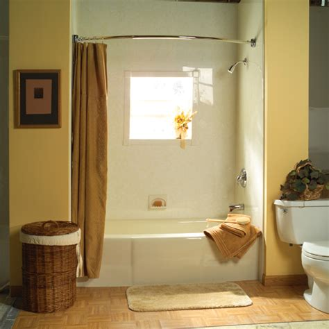 bathroom with bathtub and shower gallery