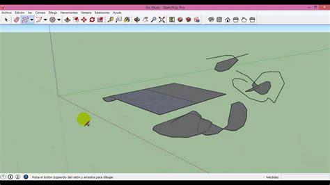 tutorial sketchup pro 2015 02 1 tutorial de sketchup pro 2015 herramienta dibujos