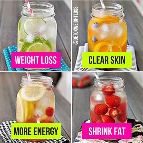 Easy Detox Drinks To Lose Weight by For Daily Detox Tips For Weight Loss Follow