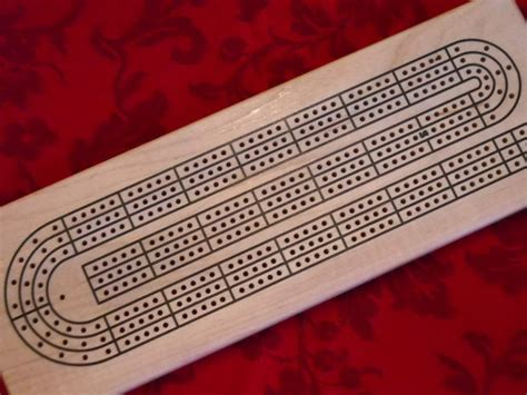 Cribbage Board Templates Playbestonlinegames