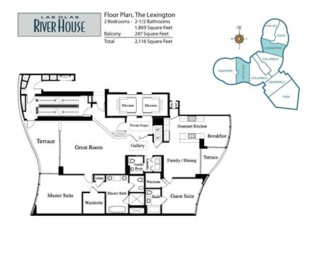 las olas river house floor plans las olas river house floor plans house design plans