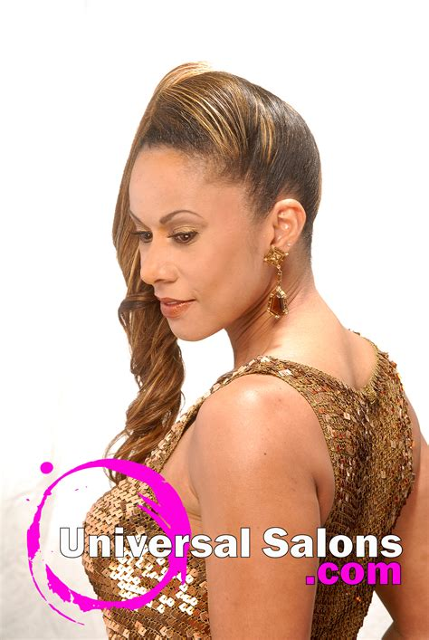 Universal Hairstyles by Ponytail Hairstyles Universal Salons Hairstyle And Hair
