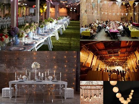 Warehouse wedding decor ? Weddings on the French Riviera