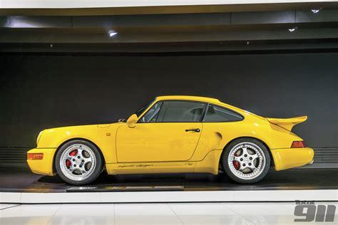 Porsche 964 Turbo S by The 12 Rarest Exclusive Built Porsche 911s Total 911