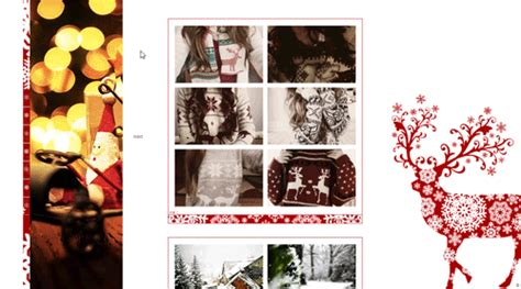 tumblr xmas themes christmas theme on tumblr