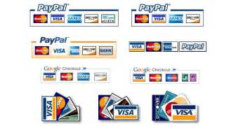 Infomerchant credit card images payment option icons