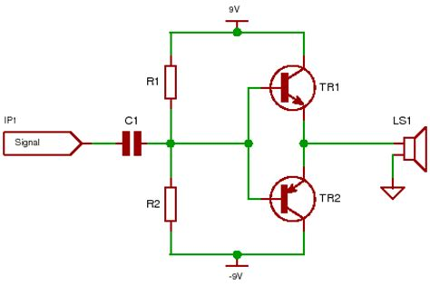 transistor lifier values how to read schematics