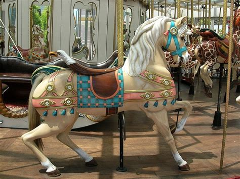 carousel rocking horse designs woodworking projects plans