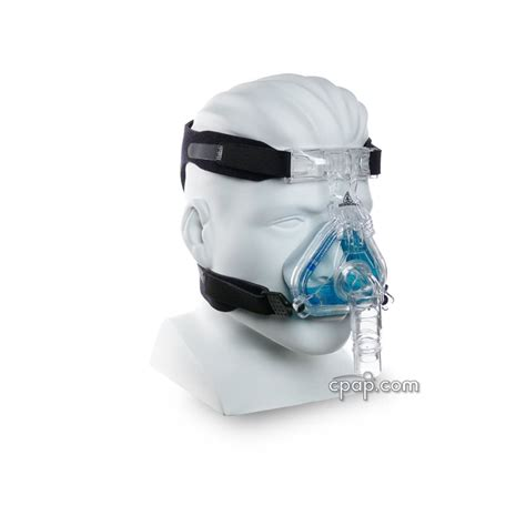 comfort gel mask cpap com comfortgel original nasal cpap mask with headgear