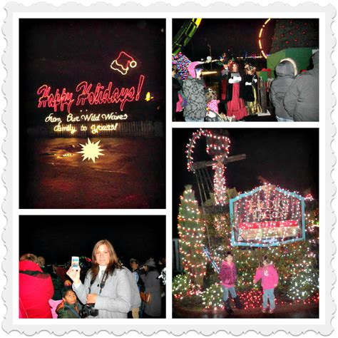 wildwabes christmas waves with lights discount tickets for 12 99 thrifty nw