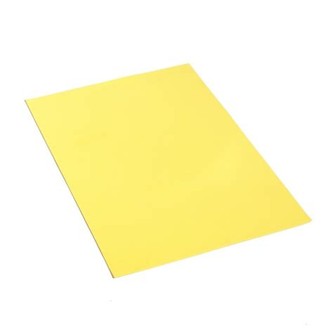 Pe Foam Sheet Foamsheet 5 Mm yellow polyethylene craft foam sheet 2mm x 600mm x 400mm