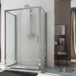 3 sided shower enclosure cubicle 700x1000x700mm sliding