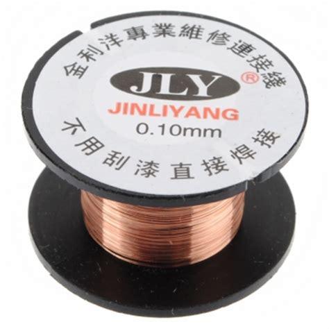 Hdl Copper Soldering Solder Ppa Enamelled Reel Wire Repairnbsp 0 1mm copper soldering solder ppa enamelled reel wire roll