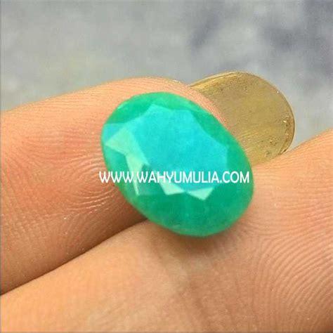 Emerald Zambia Jamrud batu permata jamrud emerald beryl kode 215 wahyu mulia