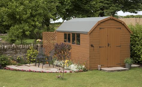 how to turn your outdoor shed into the ultimate cave