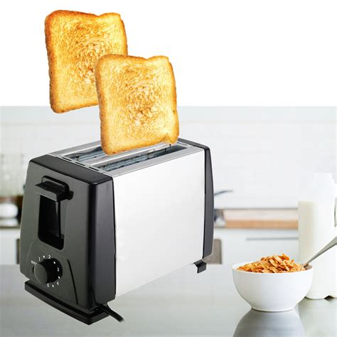 Toaster Sandwich electric automatic 2 slice bread toast toaster sandwich