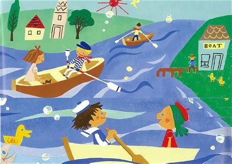 row your boat kindergarten row row row your boat 171 english kindergarten blog